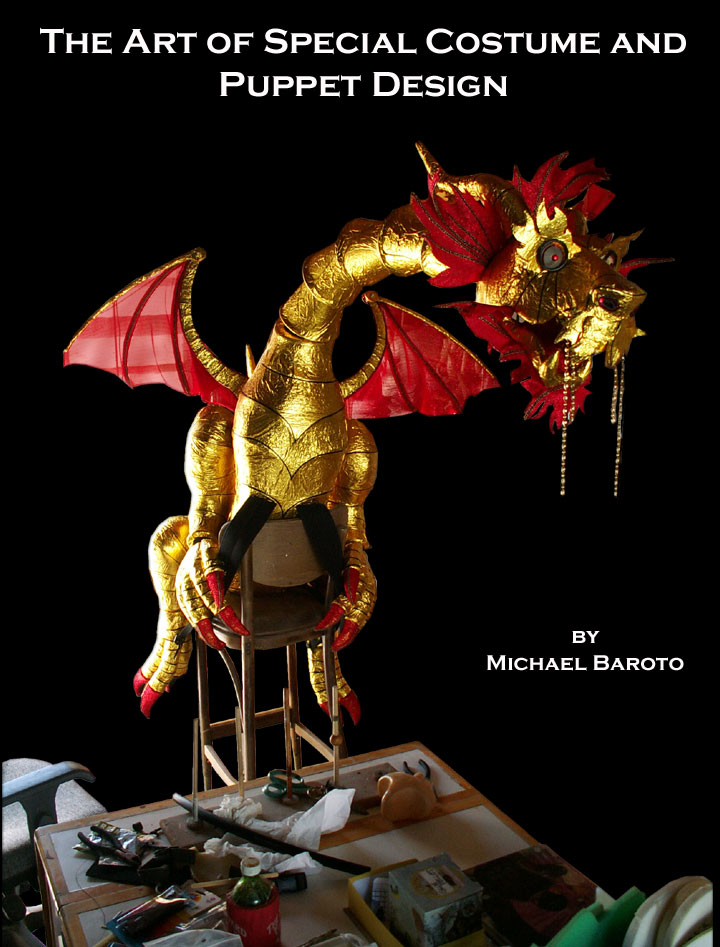 Dragon Parade Puppet Costume - Baroto 2007