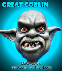 Great Goblin - The Hobbit